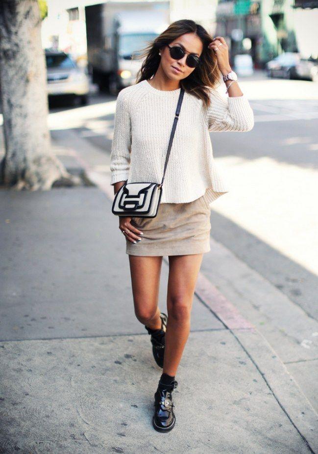 187b111b049b SO stylen modische Frauen ihre Pullover jetzt!   Sommer-Styles ...