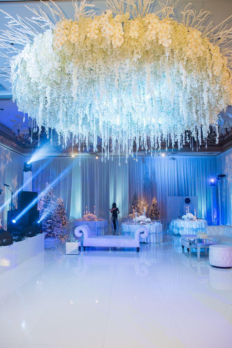 White on white luxe wedding wwwandreaeppolitoeventscom Las