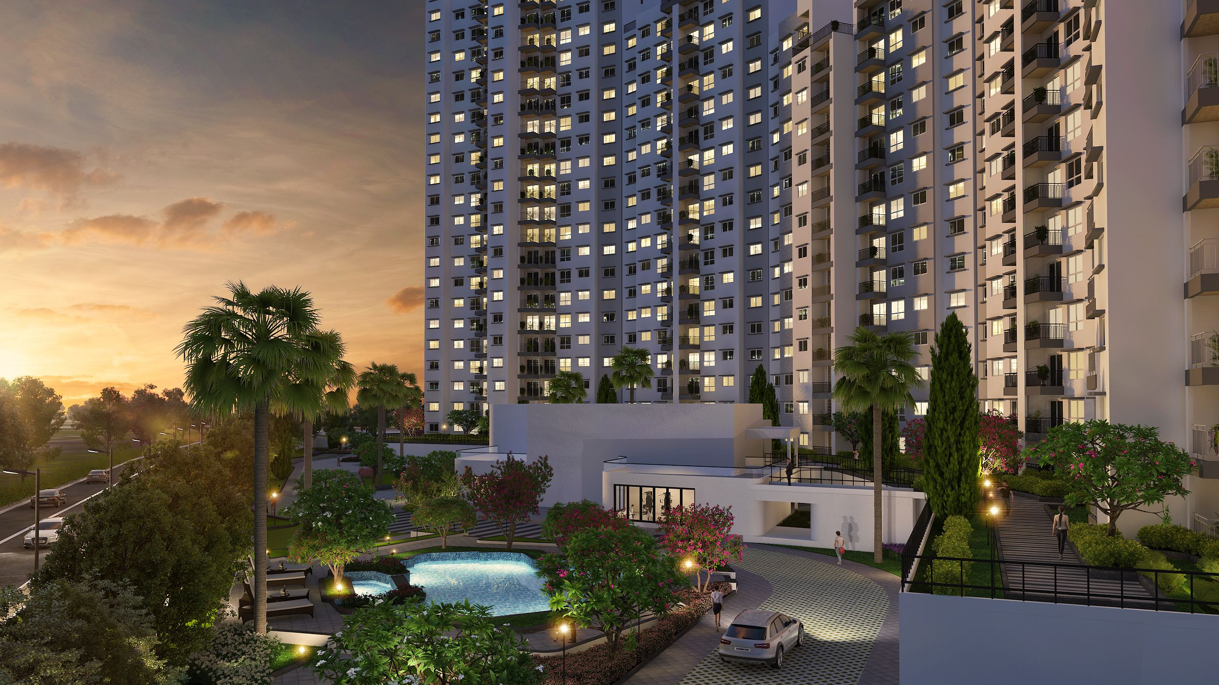 Godrej 24 at Sarjapur Road is a new residential project in