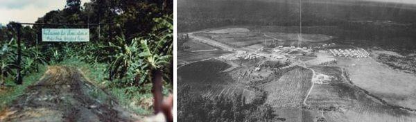 Jonestown Guyana Abandoned Cities Abandoned Cities Ghost Towns