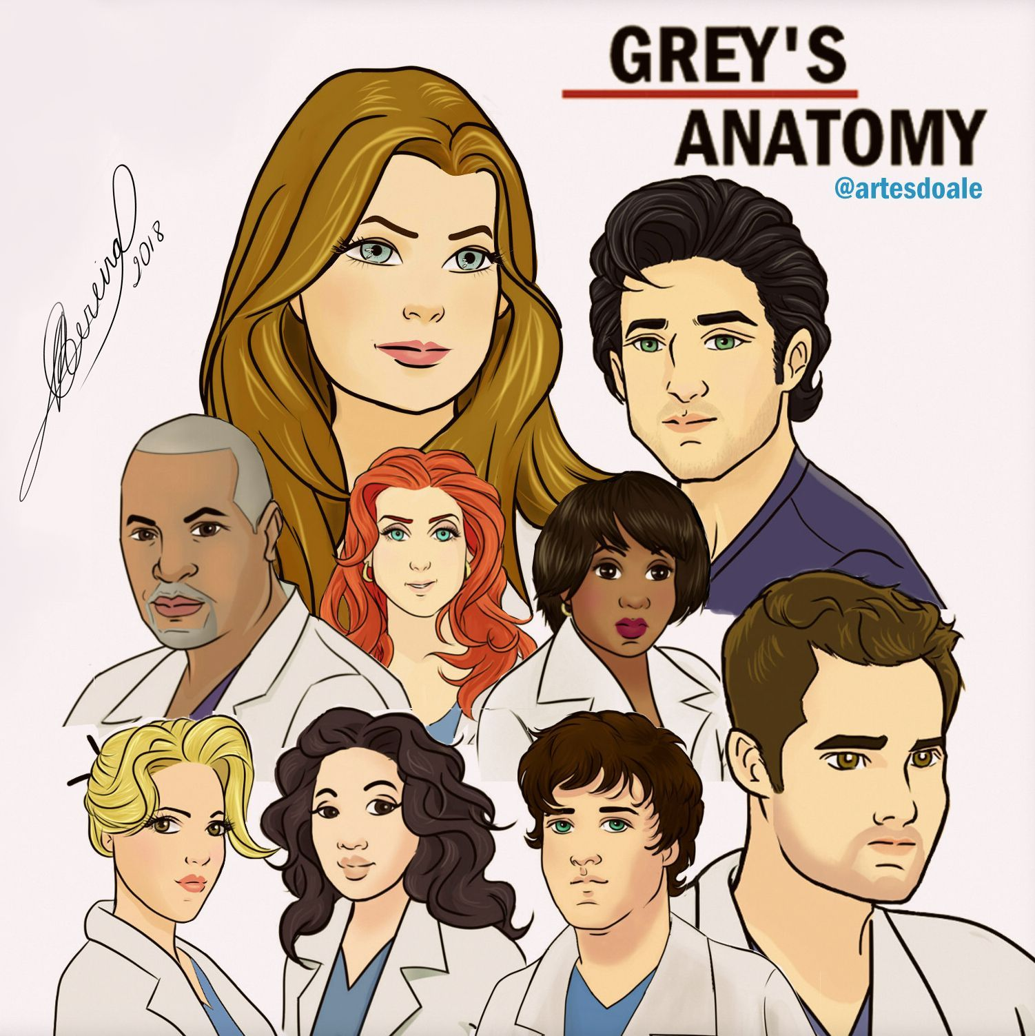 Grey S Anatomy By Artesdoale Grey S Anatomy Greys Anatomy Pll Grey Anatomy Quotes The Cw Harvey Specter B Greys Anatomy Memes Greys Anatomy Cast Greys Anatomy