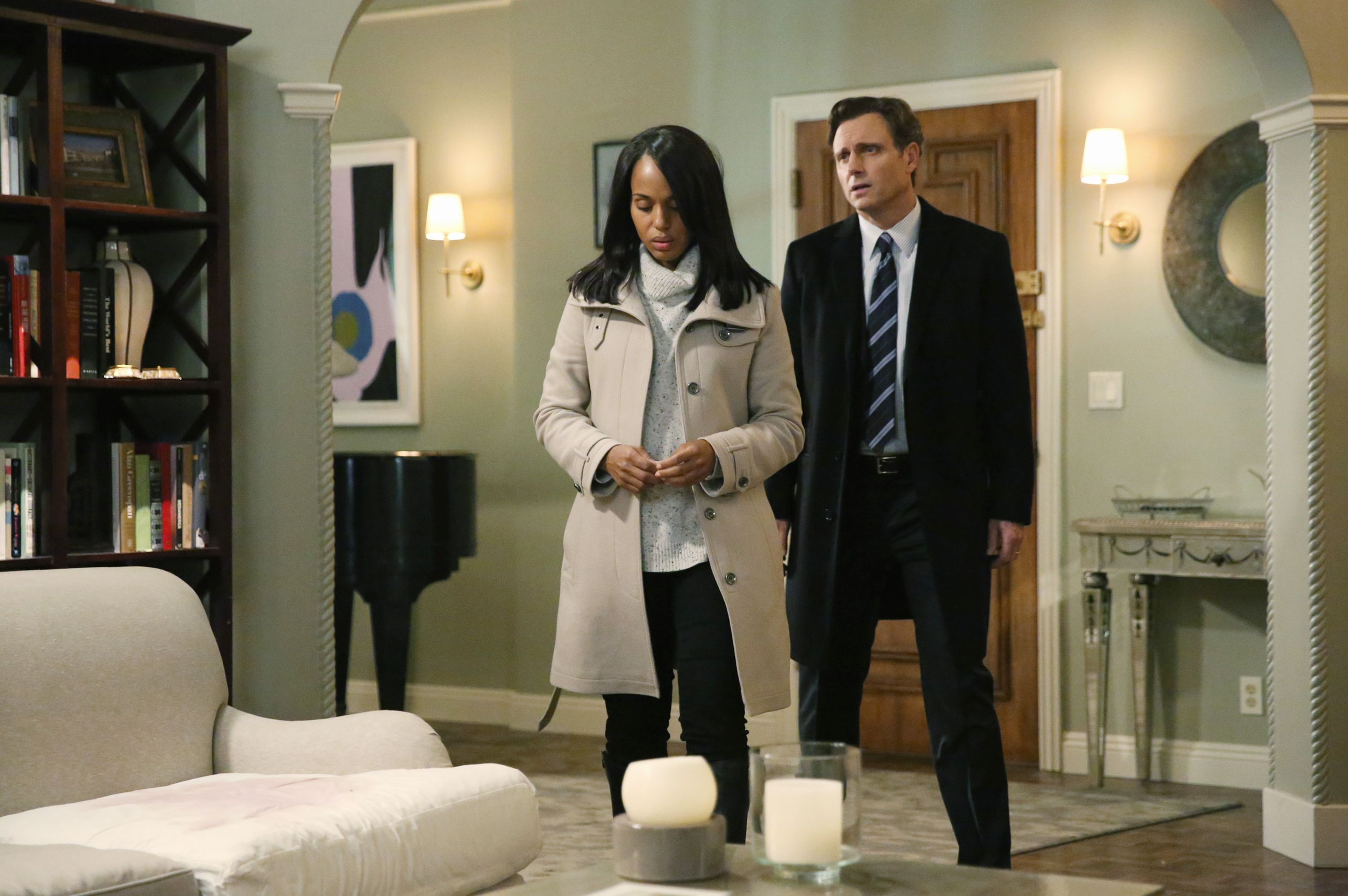 Olivia Pope s Scandal Apartment – Breaking Down the Look