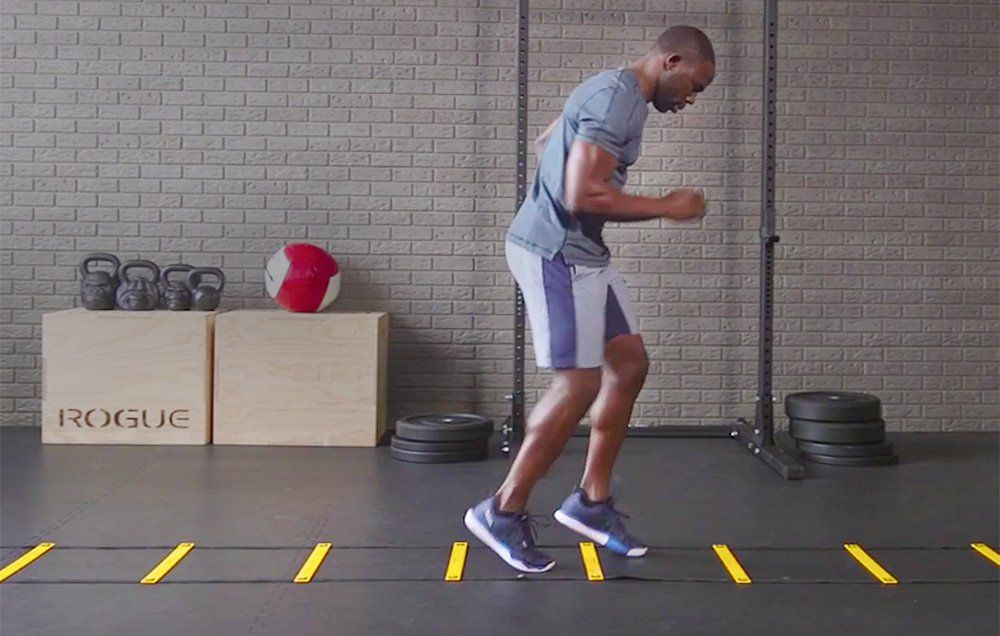 44 Awesome Drills That Make Your Body Faster and Your Mind Sharper