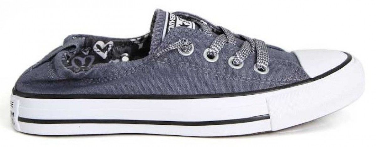 079d27f1bef466 Converse Women s Chuck Taylor All Star Shoreline Slip Light Carbon White