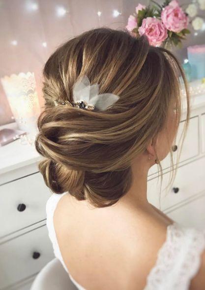32 Peinados Faciles Y Rapidos Paso A Paso Modelos 2018 Peinado De Novia Recogidos Peinados Recogidos Para Boda Peinados Boda Civil