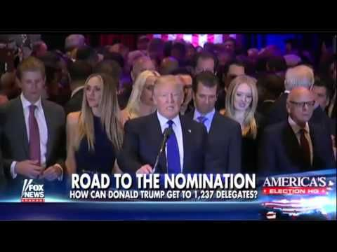 """Latest News on Donald Trump - Can Trump win the delegates needed to secure the nomination?  """"  """"""""Subscribe Now to get DAILY WORLD HOT NEWS   Subscribe  us at: YouTube https://www.youtube.com/channel/UCycT3JzZbPLIIR-laJ1_wdQ  GooglePlus = http://ift.tt/1YbWSx2  http://ift.tt/1PVV8Cm   Facebook =  http://ift.tt/1UQVq5U  http://ift.tt/1YbWS0d   Website: http://ift.tt/1V8wypM  latest news on donald trump latest news on donald trump youtube latest news on donald trump golf course latest news on…"""