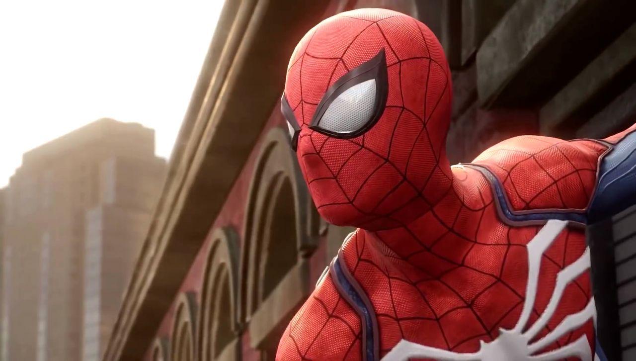 Spiderman Game Trailer