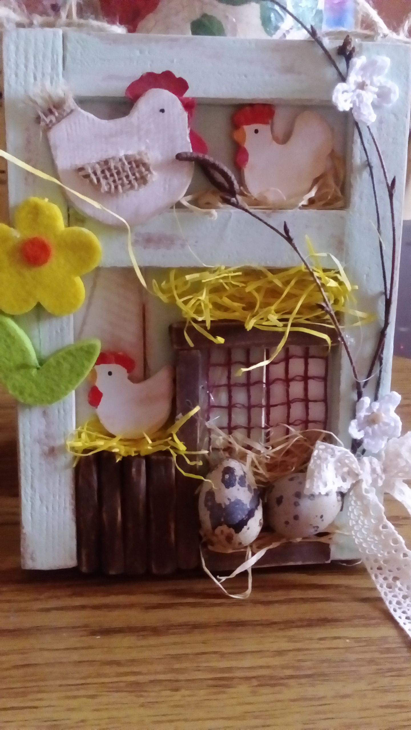 ozdoby Wielkanocne autorstwa Anna Borowczyk