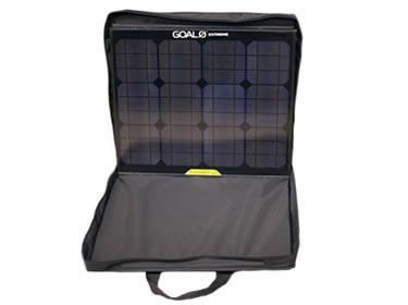 Goal Zero Boulder 30 Solar Panel Travel Case Portable Solar Power Solar Panels Solar