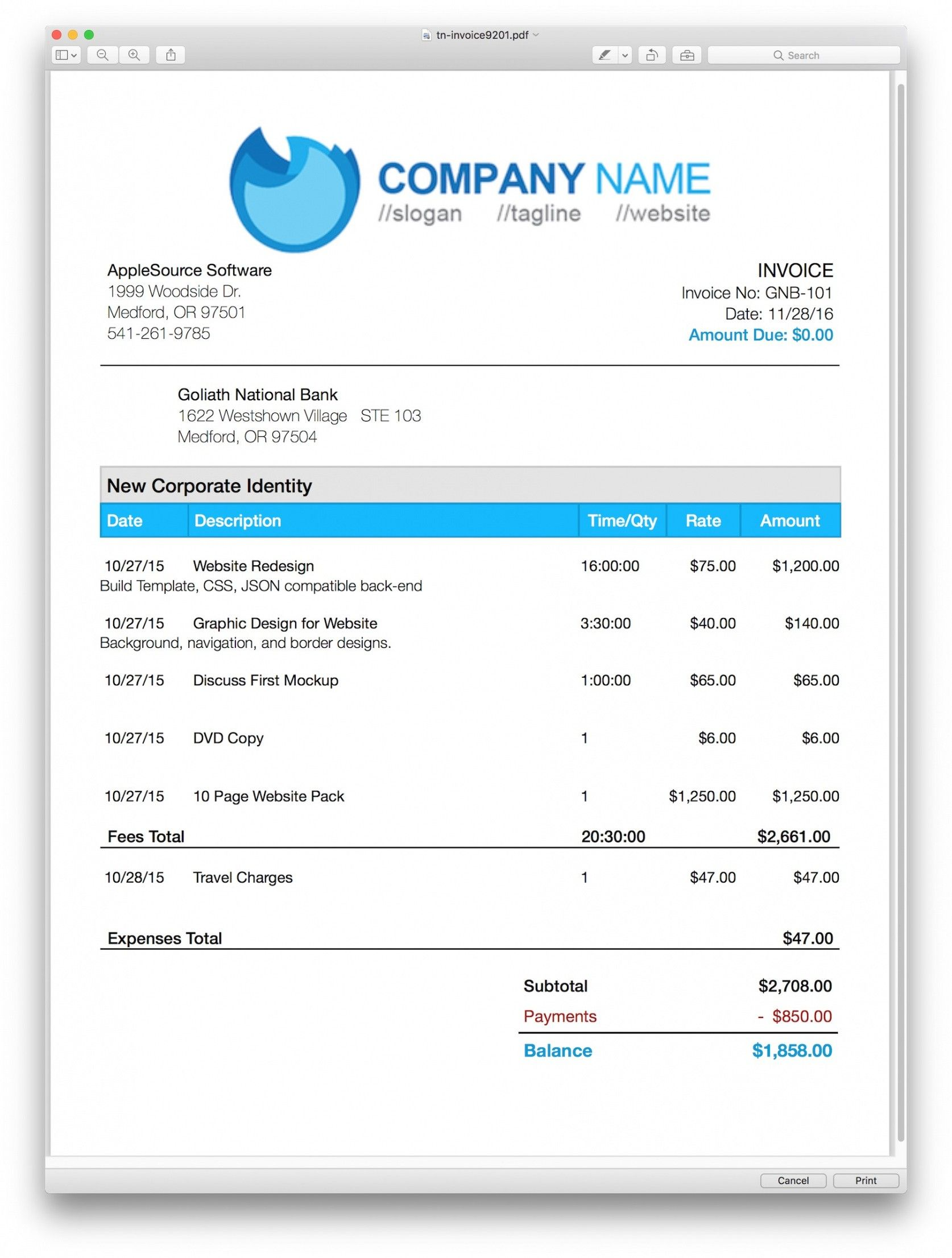 How To Send A Invoice Template For Numbers Example In 2021 Invoice Template Invoice Templates Invoice Template Word