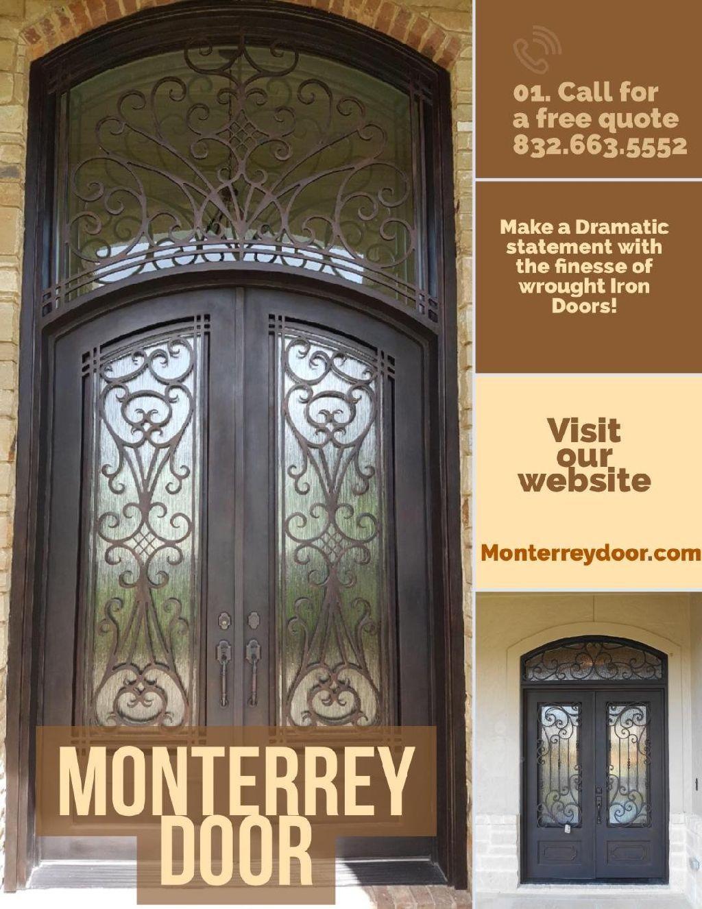 Wrought Iron Doors And More Wrought Iron Doors Iron Doors