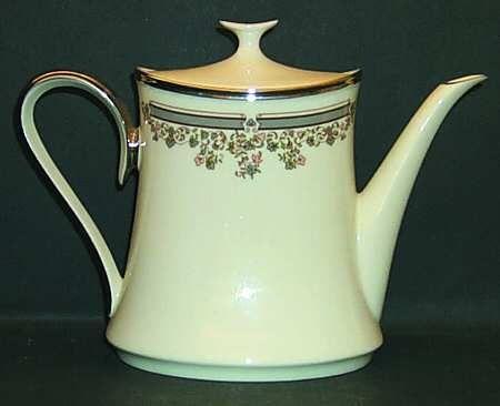 Lenox Lace Point Tea/Coffee Pot   Coffee Pot Collection   Pinterest ...