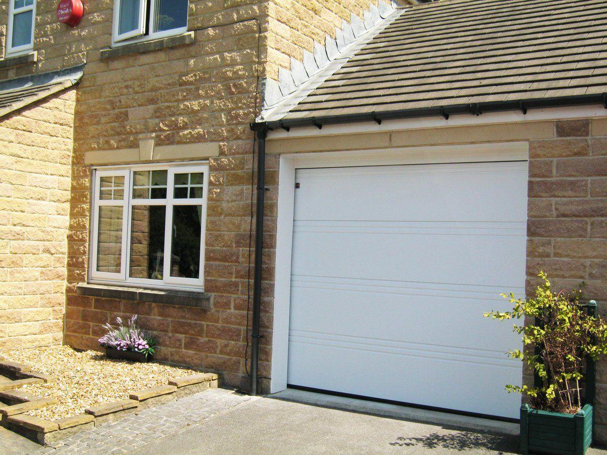 Sectional Garage Doors Throughout Sectional Garage Doors Steel