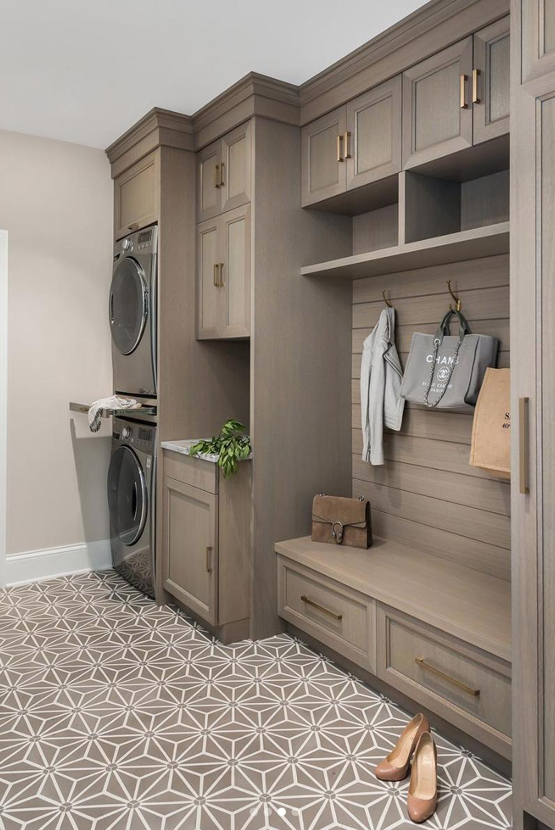 15 Inspiring Laundry Mudroom Design Ideas Laundry Room Layouts
