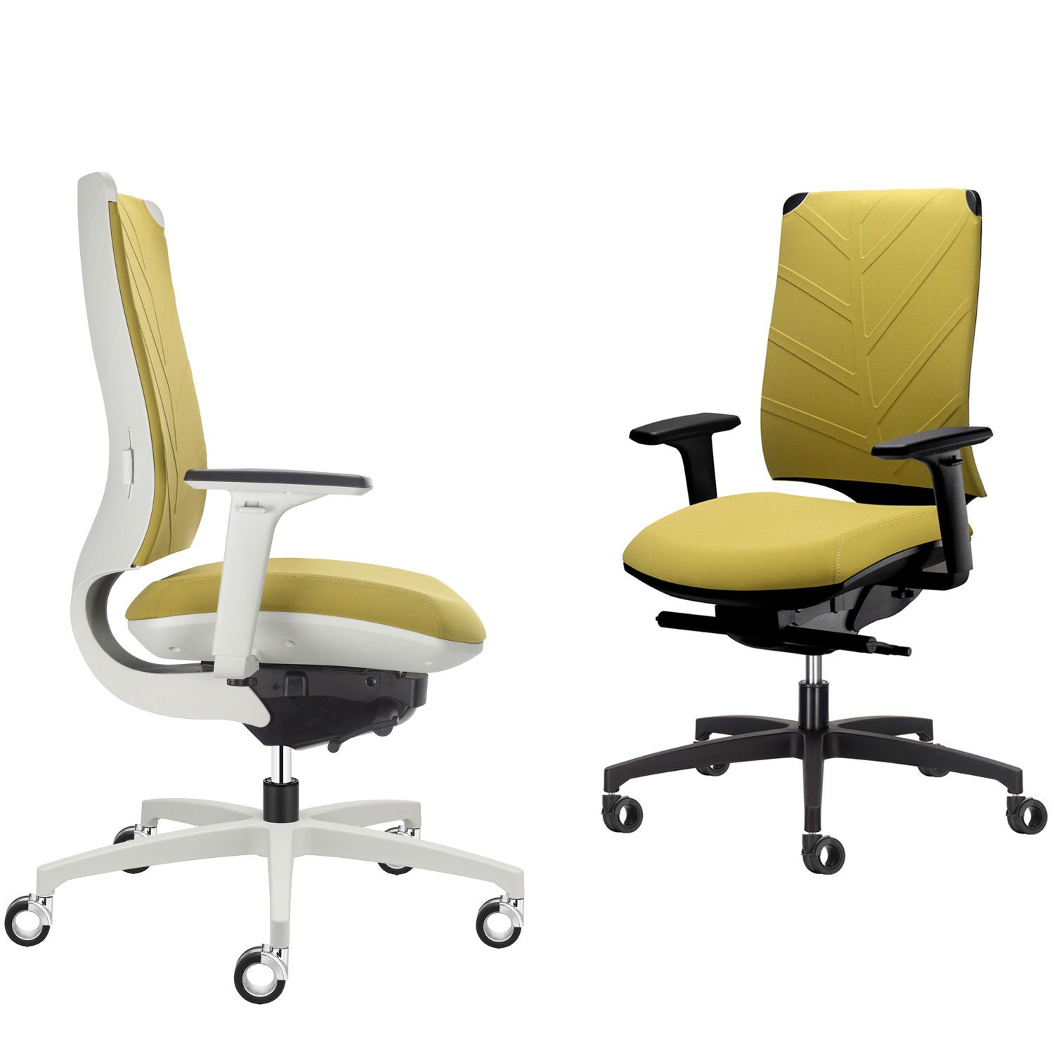 Fully Adjustable Office Chair leaf task chair is a fully adjustable ergonomic office chair