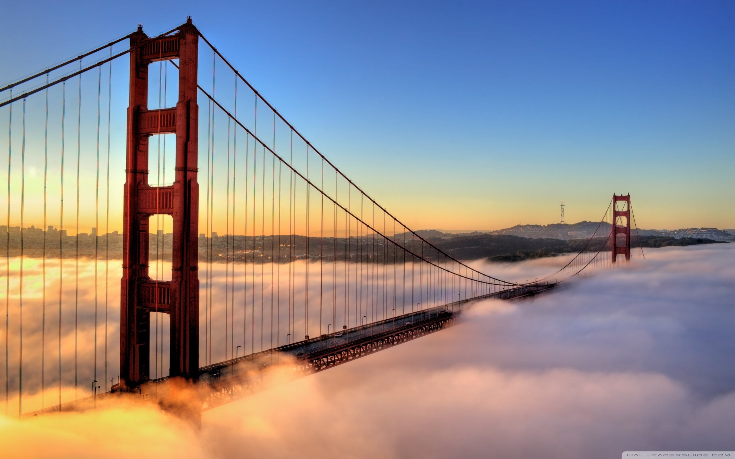 Golden Gate Bridge Wallpaper For Iphone Gva World Desktop Hd