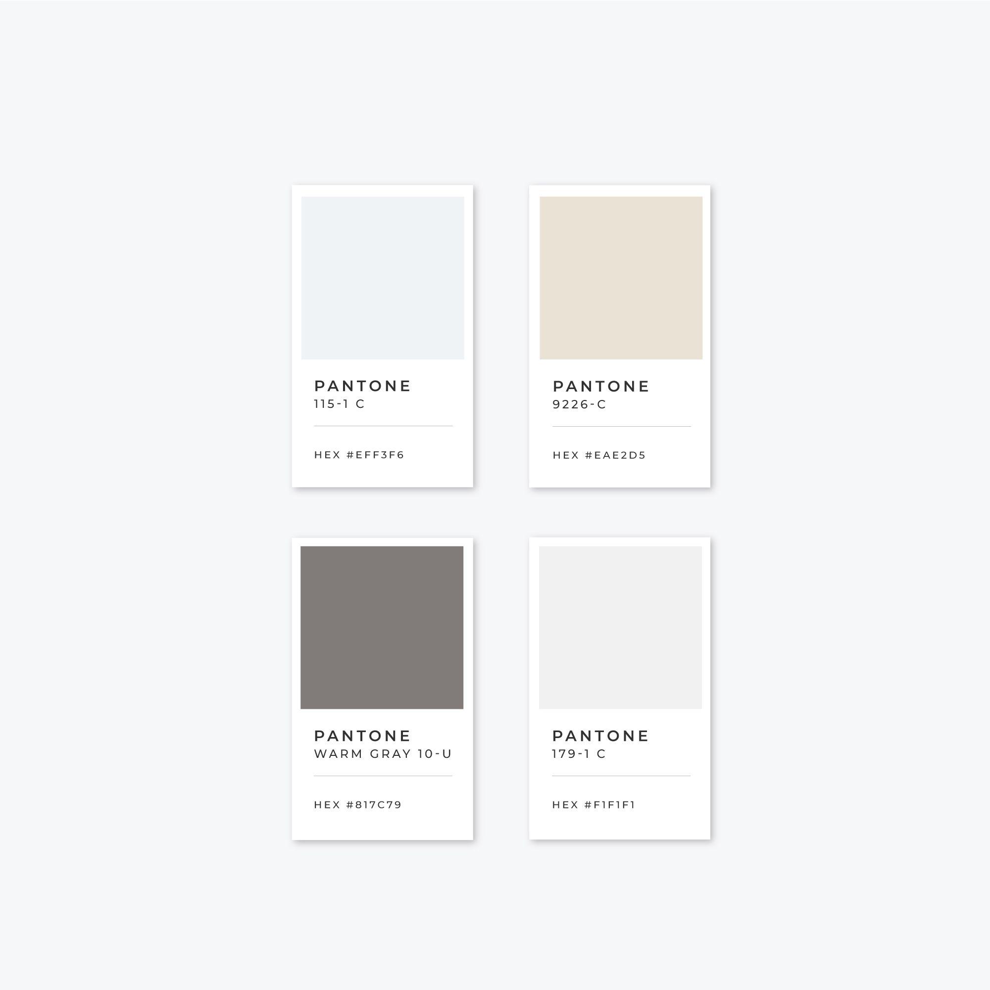 cozy neutral colour palette flat color pantone palettes nature 474 c pms photoshop