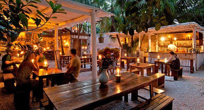 Tulum Mexico Buscar Con Google Outdoor Cafe Dining Backyard Restaurant Ribs