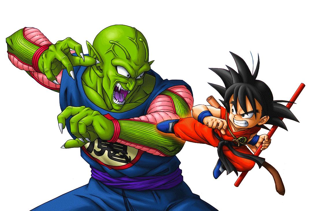 Piccolo Goku Dragon Ball Pinterest Dragon Ball Dragon And Goku