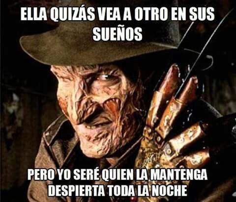 Freddy Krueger Humor Pesadilla En Elm Street Buenas Peliculas De Terror Peliculas De Terror