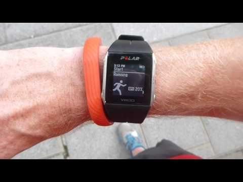 Polar V800 Multisport GPS Watch In-Depth Review   DC