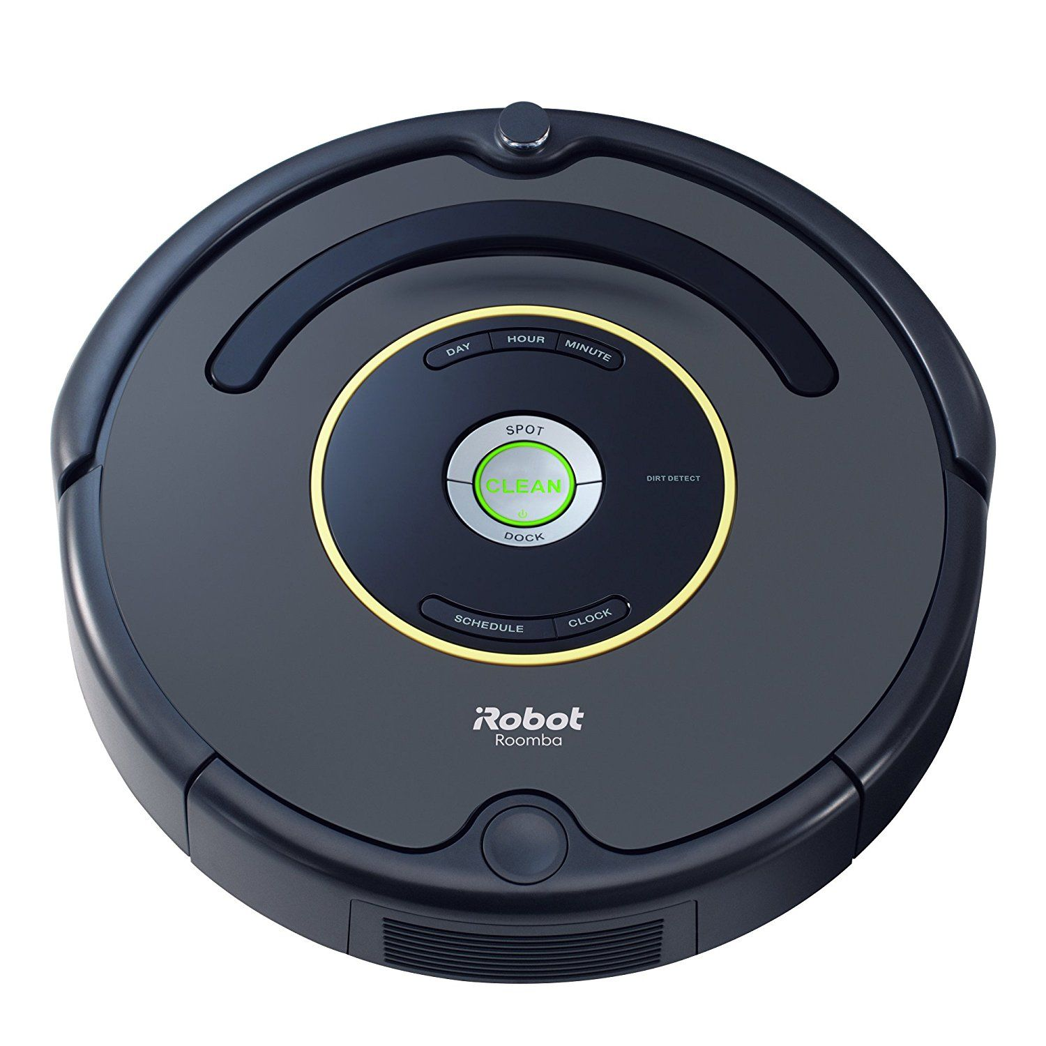 Deal Alert Irobot Roomba Robotic Vacuum Cleaner 33 Off Roomba 650 Irobot Roomba Robot Vacuum Cleaner