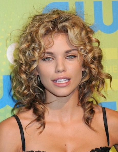 Best Hairstyle For Curly Thin Hair : Best haircuts for curly thin hair