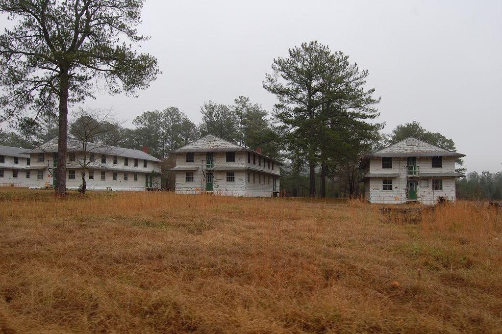 Fort mcclellan alabama abandoned places artifacts