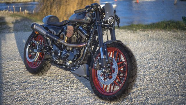 BombTrack - RocketGarage - Cafe Racer Magazine