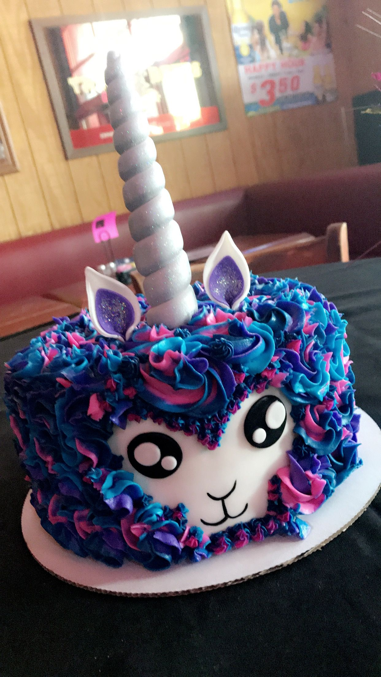 Llamacorn Cake New Birthday Cake Birthday Cake Girls Girl Cakes