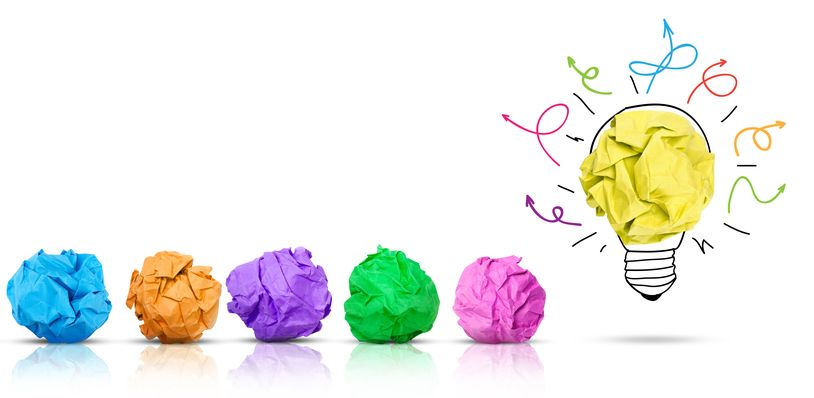 how to be creative and innovative at work