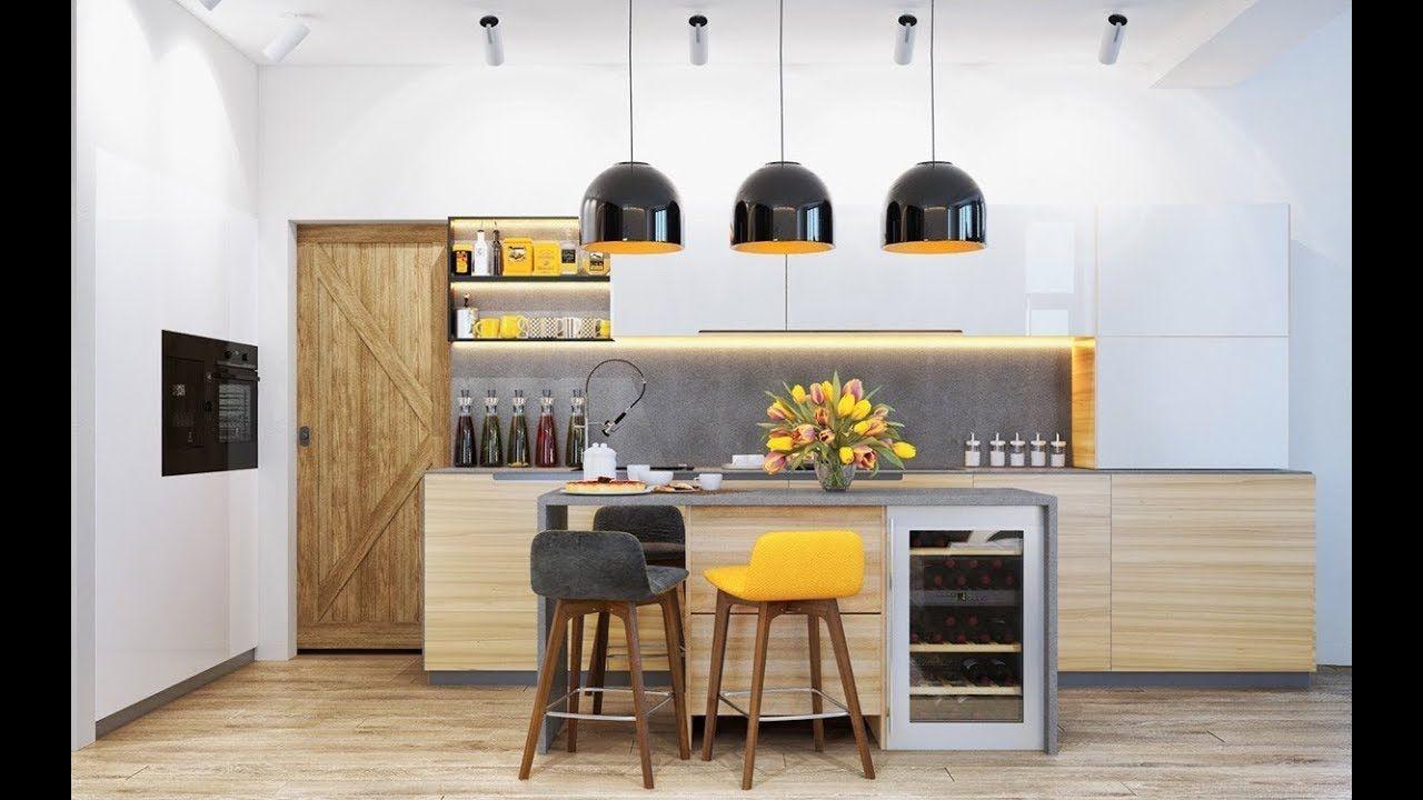 Modern Kitchen Design Ideas Youtube Video Misc Kitchendesignyoutube Modern Kitchen Design Kitchen Design Open Kitchen Design Images