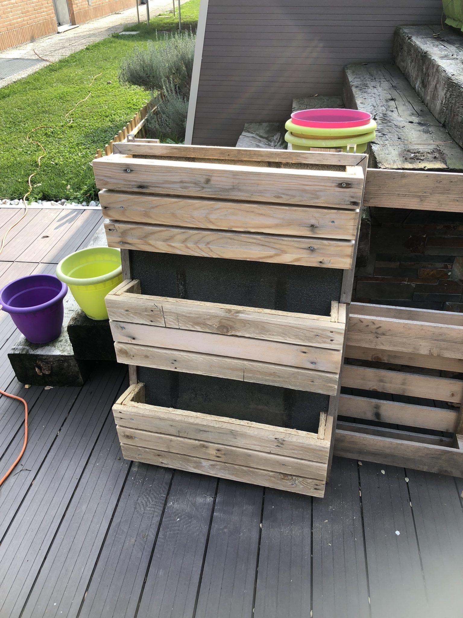 Realizzare un orto verticale per il proprio balcone o terrazzo è ...