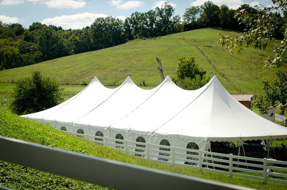 Outdoor Wedding Venue Near Cincinnati Ohio Neltner Farms Melbourne Kentucky 40x100