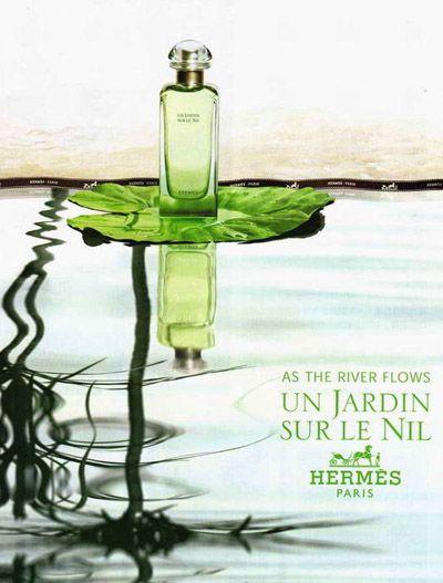 Hermès  Un jardin sur le Nil    Goods Face   Parfum, Parfumerie, Parfums 1855c5029a2