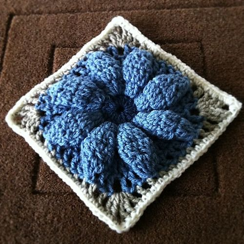 Ravelry: spincushions' Mum's Throw