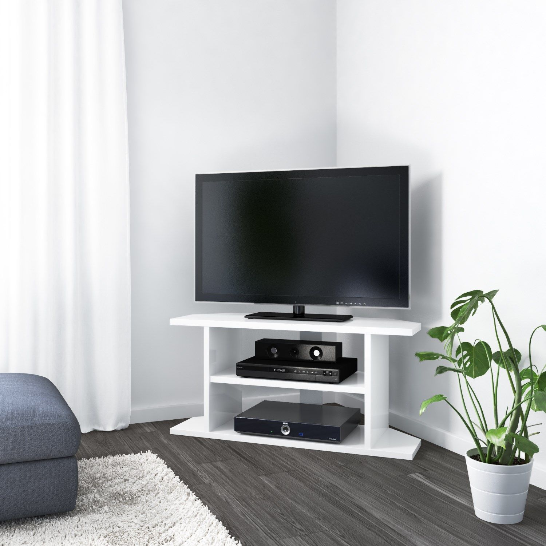 Small Corner Tv Table