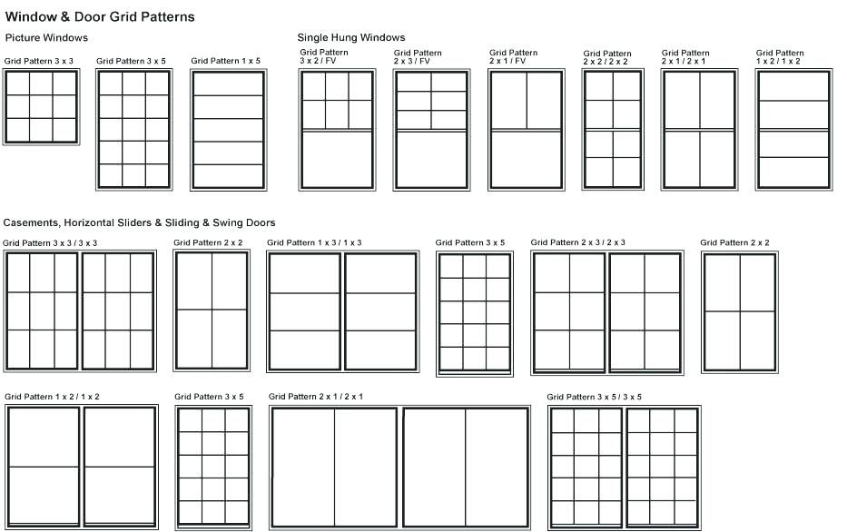 Image Result For Horizontal Window Mullion Window Grids