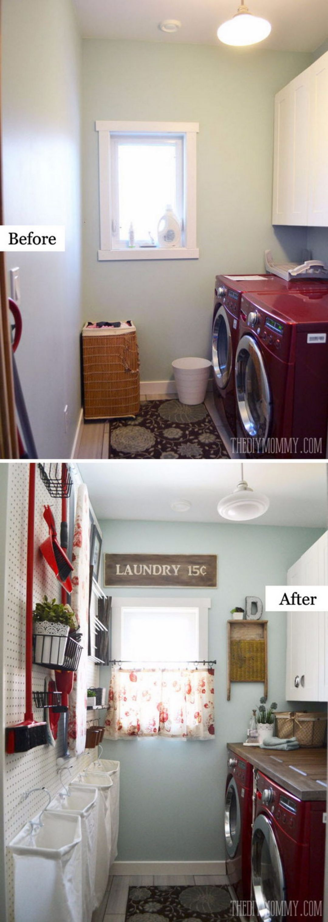 small laundry room makeovers ideas 021 small laundry on effectively laundry room decoration ideas easy ideas to inspire you id=15343