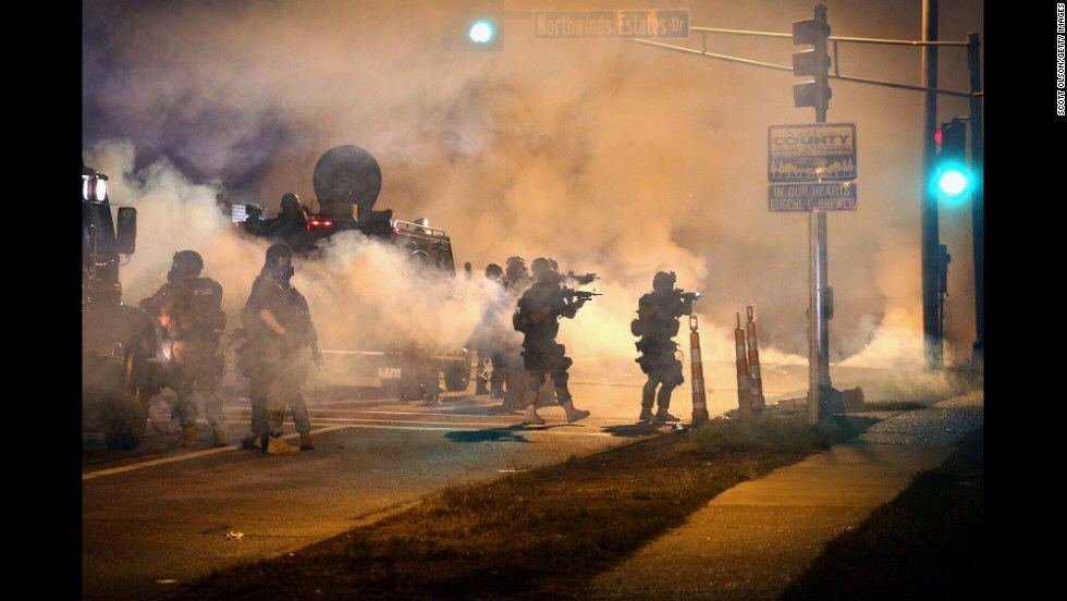 Pin On Ferguson Riot