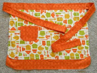 Tutorial and Free Pattern: Shannon's Apron