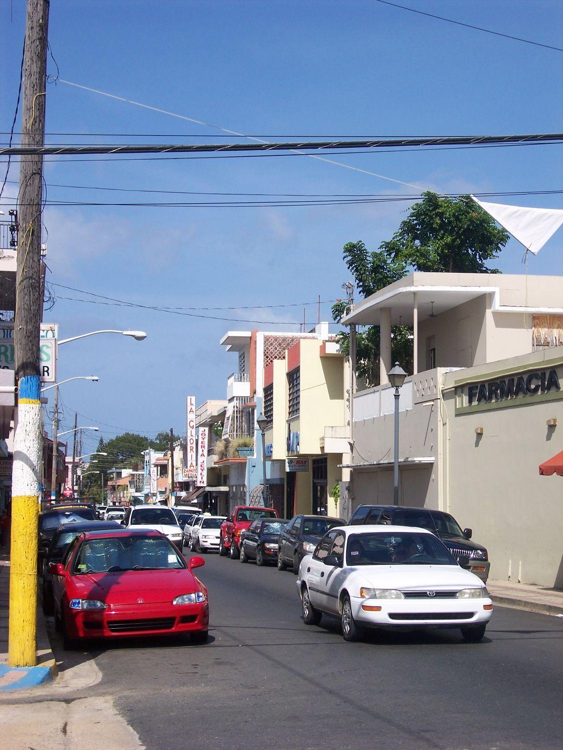 Aguada, Puerto Rico I walked this same exact street thats