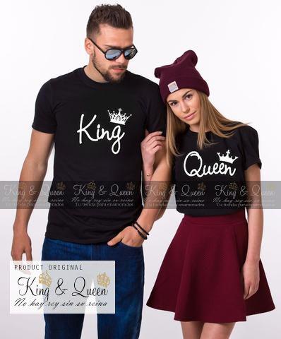 Compra Pareja rey queen pullover online al por mayor de