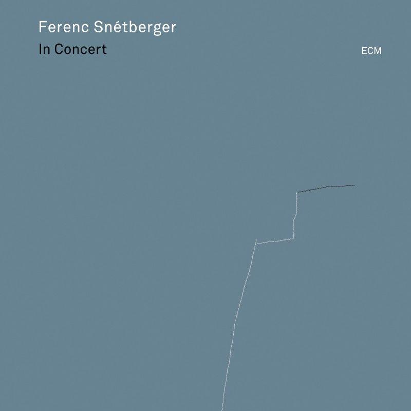 Ferenc Snetberger In Concert Ecm 2458 アルバム