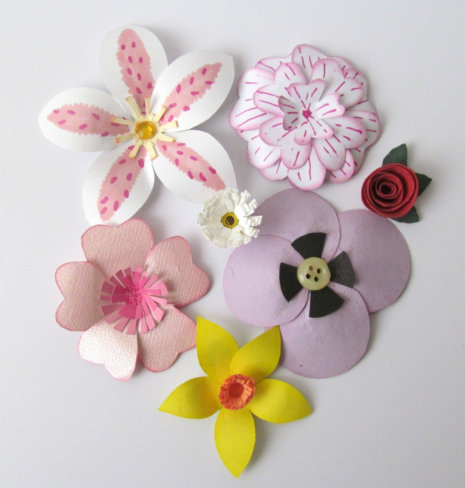 Handmade paper flowers only weddings pinterest handmade paper handmade paper flowers mightylinksfo