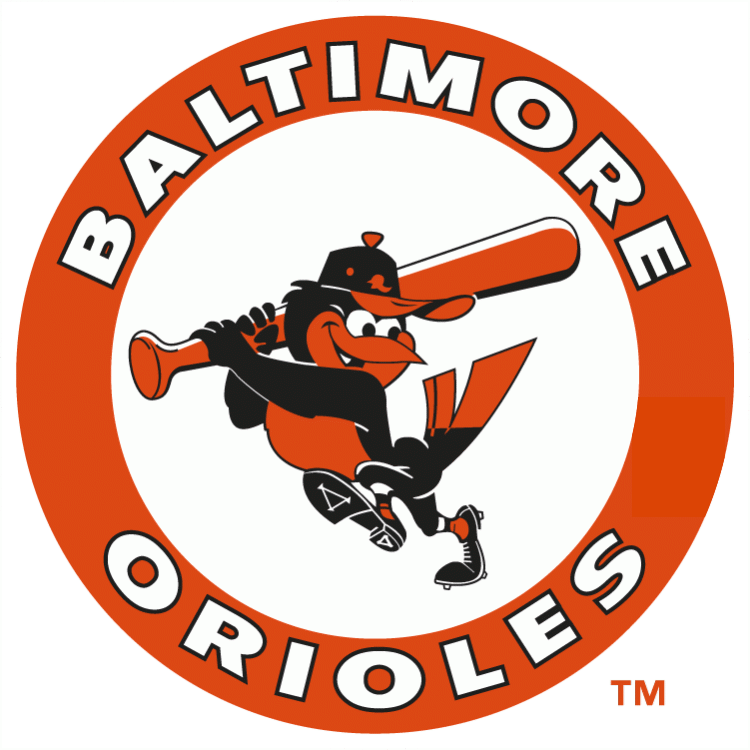 The Cowboys Are No 1 But Which Other Logos Made Our List Orioles Logo Orioles Baseball Mlb Team Logos