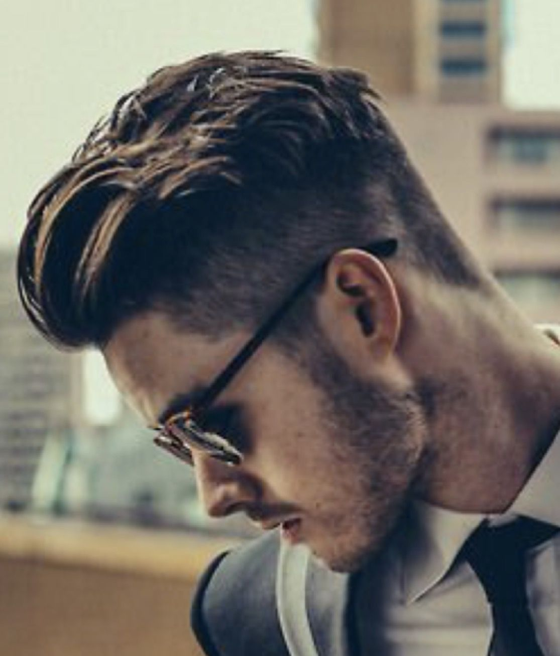 Best Side View Haircuts For Men Mens Hairstyles Greaser Hair