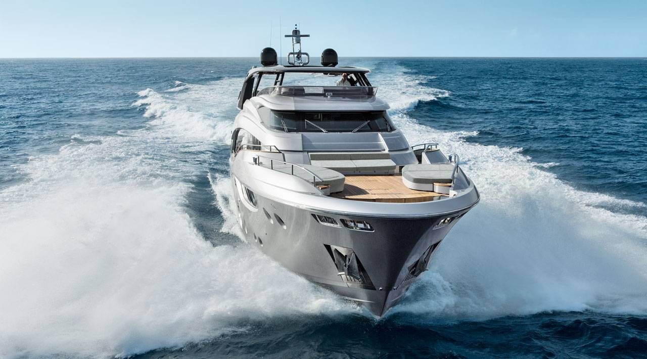 Monte Carlo Yachts MCY 105 for Sale 50 North Yachts