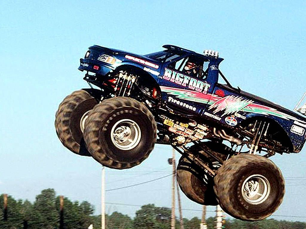 bigfoot monster truck wallpaper monster trucks pinterest search resolutions and definitions. Black Bedroom Furniture Sets. Home Design Ideas
