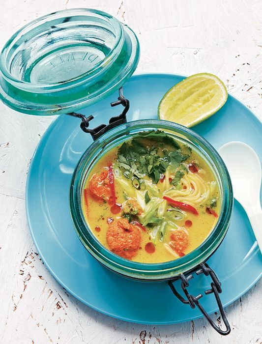 Pin by food recipes creative on thai food recipes pinterest thai laksa with prawn balls find this pin and more on thai food recipes forumfinder Choice Image